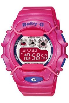 2013 New Women's Jelly Watches Baby-G BG-1006SA-4A Summer Beach Watch For Girl -commodityocean.com