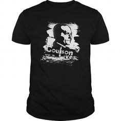 Cool Phil Coulson T shirts