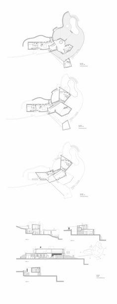 José Antonio Coderch. Manuel Valls . Casa Ugalde. Planimetría Modern Architecture, Floor Plans, How To Plan, Modernism, Social, Sketching, Wordpress, Houses, Inspirational