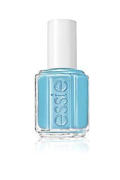 Nail Files: Summer's Need-To-Try Shades  #refinery29  http://www.refinery29.com/lauren-conrad-summer-nail-polish-picks#slide1  Pool Blue  This cool, clear blue reminds me of one of the places I spend the most time during summer…the pool, of course. Essie's I'm Addicted is one example of the fun and easy-going shade.
