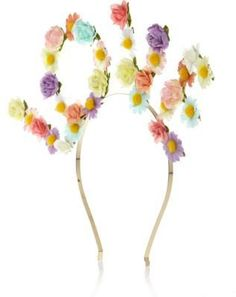 Pin for Later: The Boldest Hair Accessories to Turn Heads on New Year's Eve River Island Yellow Rose Bud Love Floral Hairband River Island Yellow Rose Bud Love Floral Hairband (£6, originally £15)