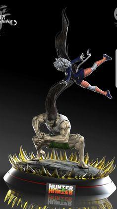 Gon vs Pitou. This is masterpiece