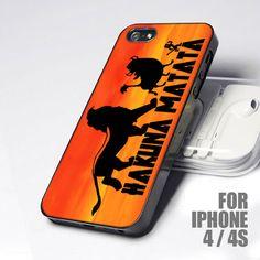 AA 0997 Hakuna Matata - Design for iPhone