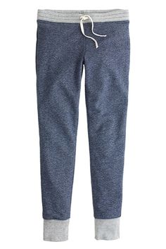 The Lazy Girl's Guide To Dressing Like An Adult #refinery29  http://www.refinery29.com/how-to-look-put-together#slide16  Sweatpants look way more put-together with a skinnier leg. These are a far cry from the jumbo styles you wore in college.