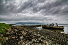 Carlingford Lough - One of the images from Geoff's successful Associate Panel submission.
