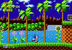Sonic The Hedgehog - Sega Mega Drive   One of the best classic platform games of all time!Great back then and still highly playable!