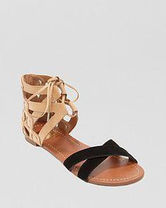 DV Dolce Vita Flat Sandals - Fuji | Bloomingdale's