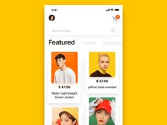"""E-commerce app, Card swipes, Filters and more… Weekly interactions roundup!"" is published by Muzli in Muzli - Design Inspiration. Mobile Design Patterns, Mobile Ui Design, App Ui Design, Interface Design, User Interface, Card Ui, Dynamic Design, Mobile App Ui, Photoshop"