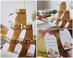 Classic Pooh/Hundred Acre Wood Baby Shower Party Ideas | Photo 1 of 34 | Catch My Party