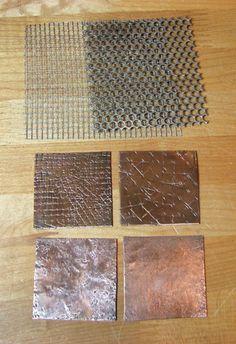 Jatayu: Metal Jewelry Fabrication Tutorial. Great info here!                                                                                                                                                      More
