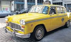 On June 18, 1923, the first Checker Cab rolls off the line at the Checker Cab Manufacturing Company in Kalamazoo, Michigan.   Morris Markin, founder of Checker Cab, was born in Smolensk, Russia, and began working when he was only 12 years old. At 19, he immigrated to the United States and moved to Chicago, where two uncles lived.