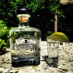Who's thirsty? Tequila Bar & Grille is featuring 70th Anniversary Don Julio Tequila this month, and giving away personalized shot glasses! #sandiego #bar