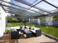 DIY terraces sunscreen