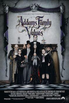 Addams Family Values Movie 1993.