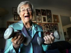 Tips For Getting A Senior To Exercise