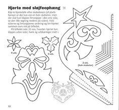kirigami art for christmas: cutting paper | make handmade, crochet, craft