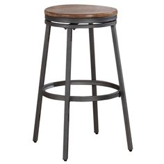 Stava Backless Counter Stool