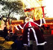 Christmas themed entertainment for hire.Christmas themed entertainers for hire in London and the UK.