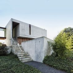 House WIVA Concrete Contrast Herent / Belgium / 2010