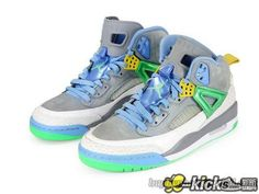 6cb31320ddc Men's Air Jordan 3.5 AJ3.5 Jordan 3.5 Basketball Shoes A+ Spike Lee Gray  Green