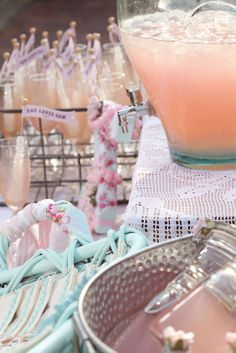 "Photo 42 of 54: Vintage Shabby Chic / Bridal/Wedding Shower ""Zoe's Bridal Shower"" 