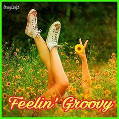 Feelin' Groovy ✌️