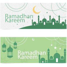 New 2017 Ramadan Kareem Banners Free Download Here http://www.cgvector.com/?s=ramadan