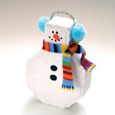 [article] kids winter crafts frosty-the-doorstop-winter-craft-photo