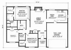 1475 sq foot House Plan chp-18628 at COOLhouseplans.com