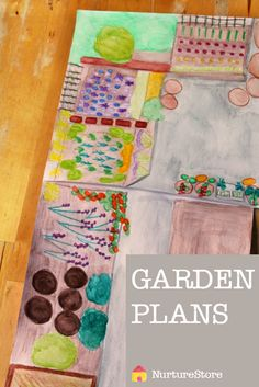 Our Garden Classroom plan from @cathyjames
