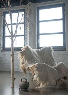 sheepskin Nature - Wynske.nl