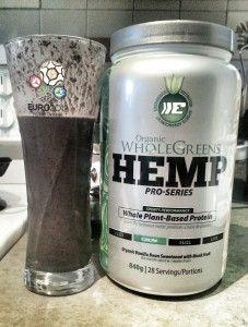 Hemp Protein Powder, Organic Whole Greens   High source of protein, amino acids, fiber; no gluten, herbicides, pesticides; good for vegetarians