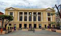 Teatro Nacional San Salvador El Salvador