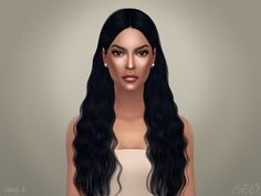 Sims 4 CC's - The Best: Lisa by BEO Creations