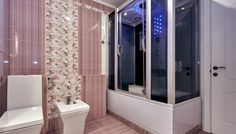Tips to consider before buying a steam shower for your bathroom. Shower Panels, Steam Showers, Cleaning Hacks, Bathtub, Mirror, Bathroom, Storage, House, Stuff To Buy