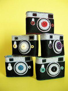 """Camera Camera Cases """"Analogu"""", via Flickr."""