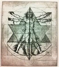 Not only does it form the star tetrahedron, but also the hexagram, and ...