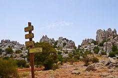 Travel | Andalusien Roadtrip | Málaga - Wandern im Naturpark El Torcal de Antequera  | luziapimpinella.com