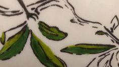 Cake Painting Tutorial Hand painting on fondant cake Bolo Fondant, Fondant Cake Tutorial, Fondant Cakes, Cupcake Cakes, Cupcakes, Fondant Cake Designs, Cake Decorating Videos, Cake Decorating Techniques, Cake Painting Tutorial