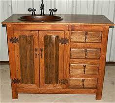 Resultado de imagen para fotos muebles rusticos