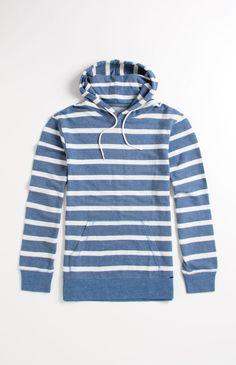 #OnTheByas Moore Stripe Pullover Hoodie
