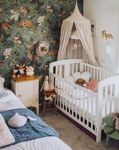 woodland nursery room #kidsroomideasunisex