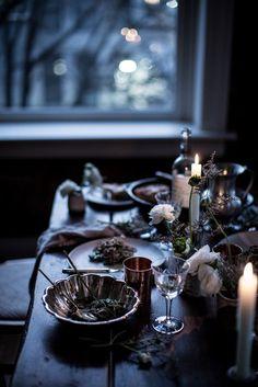 En festlig middag på en timme, ala Beth!!