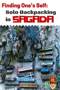 Finding One's Self: Solo Backpacking in Sagada