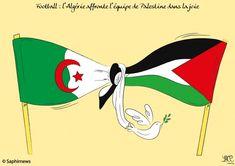 Football, l'Algérie accueille la Palestine