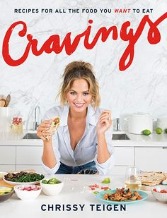Tom's Cookbook Library: Supermodel Chrissy Teigen cooks up.: Tom's Cookbook Library: Supermodel Chrissy Teigen cooks up a storm… John Legend, Buffalo Chicken, Chrissy Teigen Cookbook, Chrissy Teigen Recipes, Chefs, Best Cookbooks, Family Cookbooks, Cookbook Recipes, Cooking Recipes