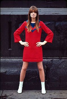 Françoise Hardy, 1960s // The epitome of French style