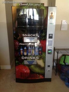 http://www.usedvending.com/i/-5-2013-HY900-950-Electronic-Healthy-You-Vending-Machines-New-Never-Used-/TX-I-699M  (5) 2013 HY900/950 Electronic Healthy You Vending Machines