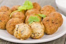 Ízletes vegán csicseriborsó-golyók + egy extra ötlet (glutén-, tej-, tojásmentes recept) - Dívány