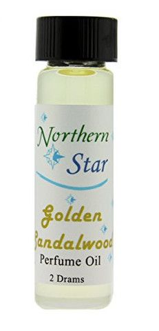 Golden Sandalwood Perfume Oil 2 drams with Applicator Golden Sandalwood Oil Applicator Wand 4 drams High Quality Oils Long Lasting Perfume Oils, Oriental Perfumes, Personal Care, Bottle, Beauty, Star, Products